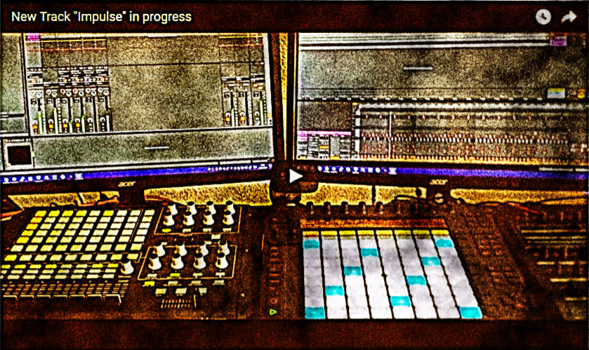 New Track in progress…